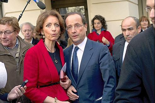 François Hollande était jeudi en déplacement à Paris pour parler du handicap.