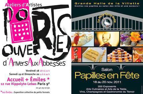 Que faire paris ce week end for Porte de la villette salon gastronomique