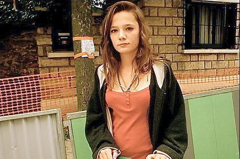 Agnès, collégienne de treize ans au Chambon-sur-Lignon (Haute-Loire).