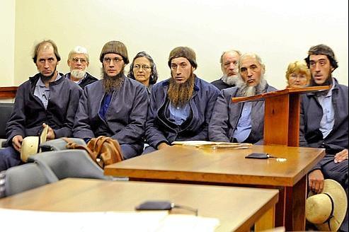 Cinq des sept accusés arrêtés mercredi par la police américaine