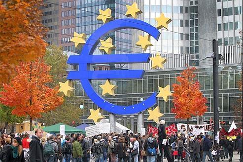 Jusqu'en 2007, l'euro était le gage de taux d'intérêt bon marché, comme il convient à une monnaie bien gérée.