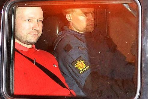 Anders Behring Breivik a développé avec le temps «une schizophrénie paranoïaque».