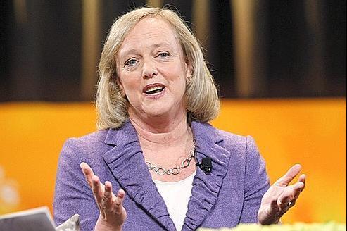 Whitman reconnait qu'Apple pourrait dépasser HP en 2012