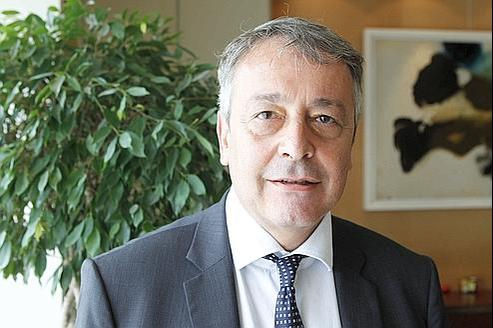 Antoine Frérot, PDG de Veolia Environnement.