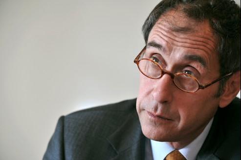 Richard Descoings, directeur de l'Institut d'études politiques de Paris.