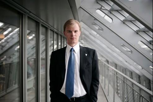 Le jeune milliardaire russe Alexander Pugachev, propriétaire du titre depuis 2009.