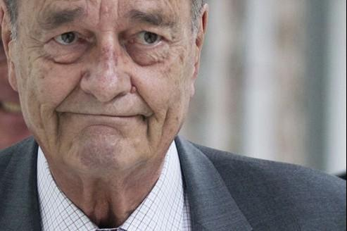 Jacques Chirac est le premier ancien président de la République française condamné par la justice depuis 1945.
