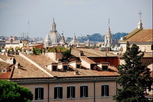 Crédit : Flickr/jazonz.La pierre représente aujourd'hui 57% du patrimoine des Italiens, une valeur multipliée par deux en dix ans.