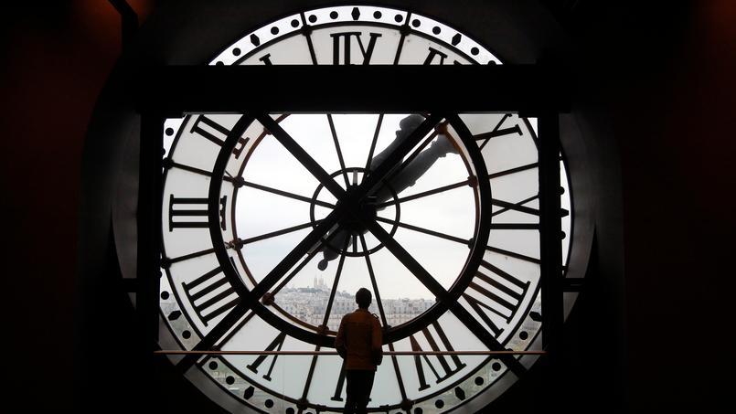 Les rythmes biologiques, comme le battement du cœur, pourraient expliquer la façon d'on perçoit le temps. Photo Verdy/AFP