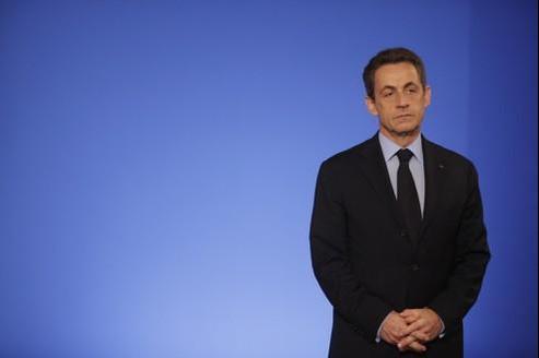 Selon un conseiller de l'Élysée, Nicolas Sarkozy pourrait avec un livre «lever un certain nombre d'ambigüités».