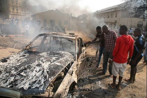 L'attentat le plus meurtrier, contre une église catholique de Madalla, près d'Abuja, a fait au moins 30 morts.