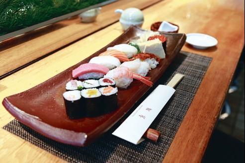 Dans les cinq à sept ans qui viennent, le nombre de restaurants de sushis pourrait tripler.