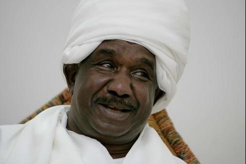 Le général soudanais Mohammedal-Dabi, le 21 décembre 2011 à Khartoum.
