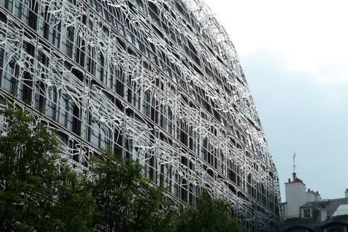 Ministère de la Culture à Paris.
