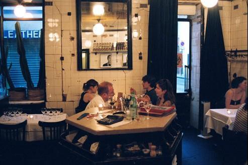 Les cantines argentines à Paris