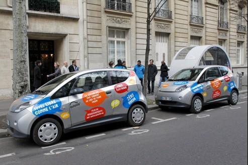 250 Autolib' circulent actuellement dans Paris.