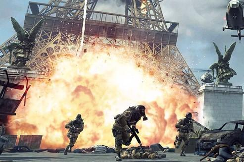 Call of Duty : Modern Warfare 3 a été piraté près de 4,5 millions de fois .