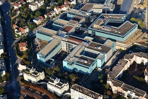 Le futur siège de la Direction générale de la gendarmerie nationale est une ville dans la ville (DR)