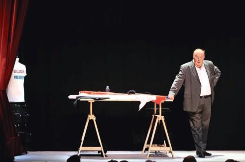 Bernard Mabille: Sur mesure