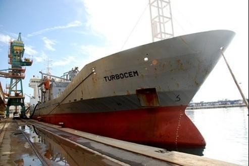 Début novembre, les Ciments du Lacydon ont importé pour la première fois 5300 tonnes de ciment turc dans le port de Marseille.