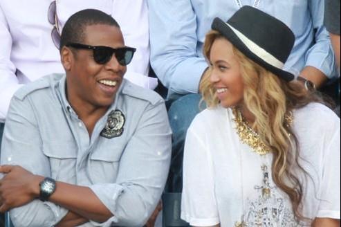 Jay-Z et Beyoncé sont les heureux parents de Blue Ivy.