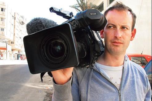 Gilles Jacquier, 43 ans, a trouvé la mort dans un tir d'obus. (Crédits photo : France Télévisions)