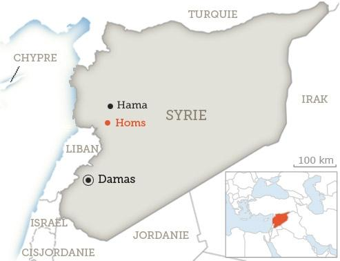 Gilles Jacquier: un journaliste présent à Homs témoigne