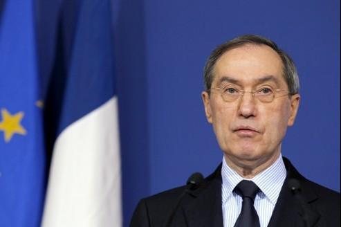 Le ministre de l'Intérieur, Claude Guéant, mardi 10 janvier.