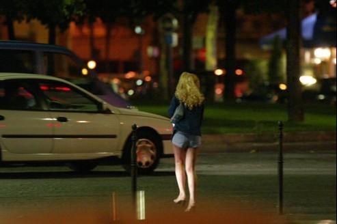 Parmi la trentaine de pays étudiés, la France qui se caractérise par une prostitution de plus en plus «essaimée».