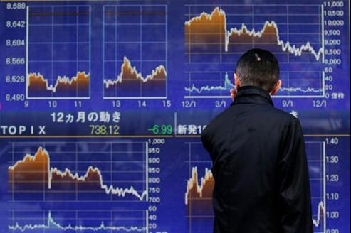 Les Bourses d'Asie sont légèrement soulagées sur le front européen.