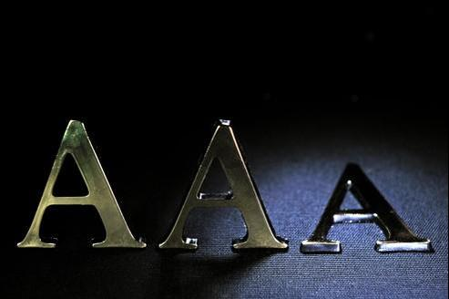 Depuis sa première notation par S&P, le 25juin 1975, la France avait toujours été considérée comme «AAA».