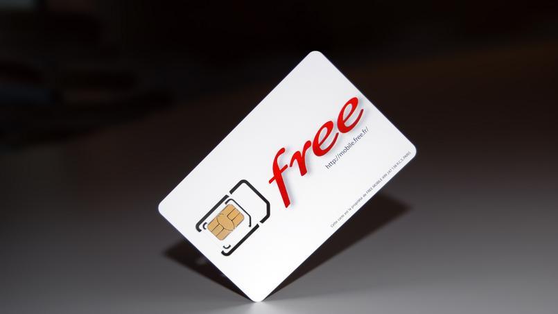 La carte SIM de Free est arrivée samedi matin chez certains abonnés.