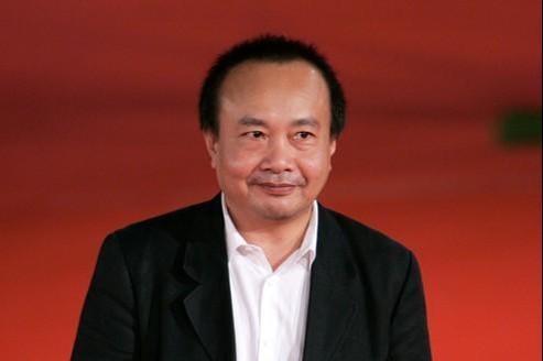 Rithy Panh au Festival international du film de Rome, en 2008.