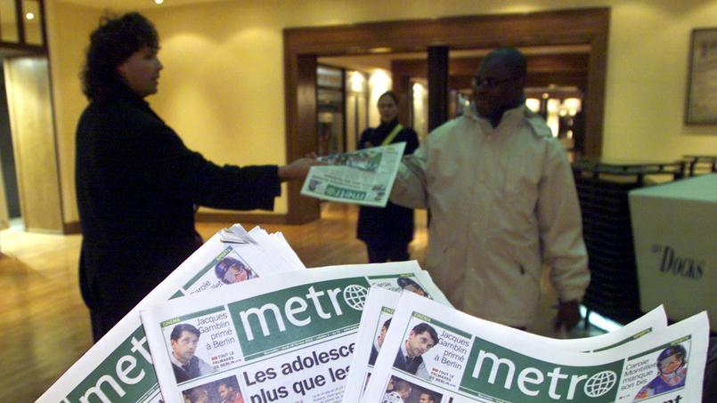 Le gratuit Metro va fêter ses dix ans.