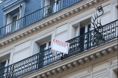 Selon les statistiques, 116.000 logements sont vacants à Paris. Photo Le Figaro.