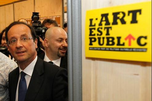 François Hollande veut supprimer Hadopi