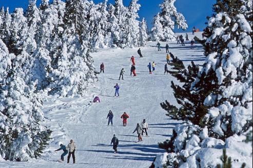Les stations de ski sur la d fensive - La table des saveurs font romeu ...