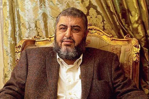 Le docteur Khayrat Alchater, membre des frères musulman.