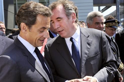 En 2007, Nicolas Sarkozy avait laissé un candidat UMP contre François Bayrou.