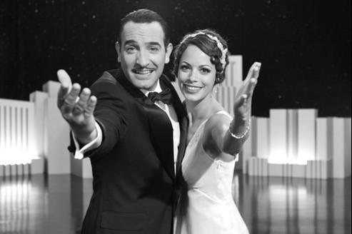 The Artist, un film virevoltant au charme si français.
