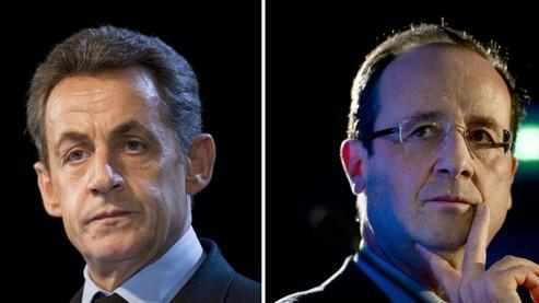 Crise : Sarkozy jugé plus crédible qu'Hollande
