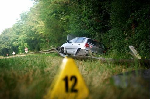En 2011, l'endormissement au volant a causé plus de la moitié des morts sur routes parallèles.