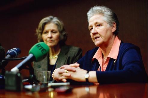 Marie Collins, une Irlandaise de 64 ans, seule victime invitée à prendre la parole, a raconté, mardi à Rome, l'abus subi de la part d'un prêtre quand elle avait 13 ans.