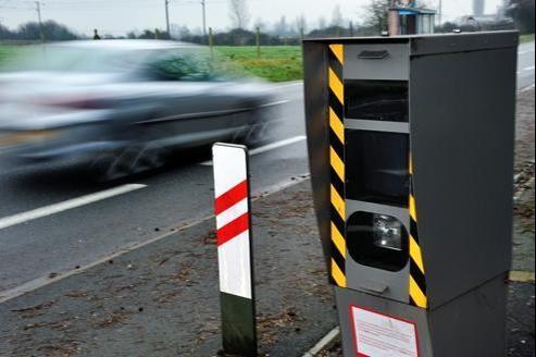 Le moins bon flash de France, situé sur la Départementale 17 en Corrèze, a flashé un seul automobiliste en 2011.