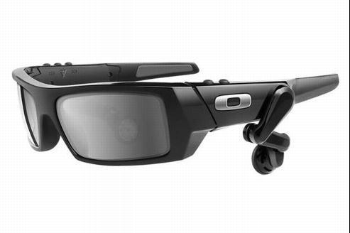 Les lunettes de Google pourraient ressembler à cette paire d'Oakley.