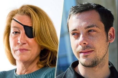 Marie Colvin et Rémi Ochlik.