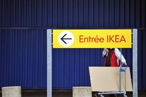 «Je ne rentrais pas dans les critères d'un bon manager Ikea», raconte l'ex-salariée.