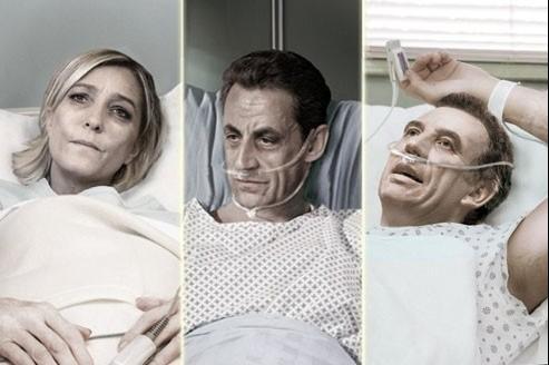 L'ADMD a choisi de cibler «les trois candidats les plus opposés à la légalisation d'une aide active à mourir».
