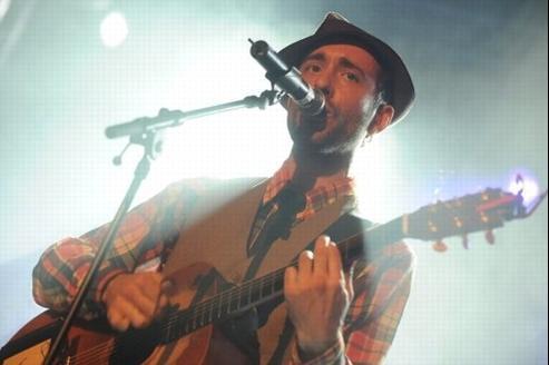 Charlie Winston se produira lors du festival Solidays à l'hippodrome de Longchamp du 22 au 24 juin prochain.