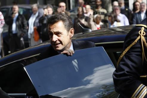 Nicolas Sarkozy est comparé à une Porsche 911 pour 32% des Français interrogés par Auto-Journal.